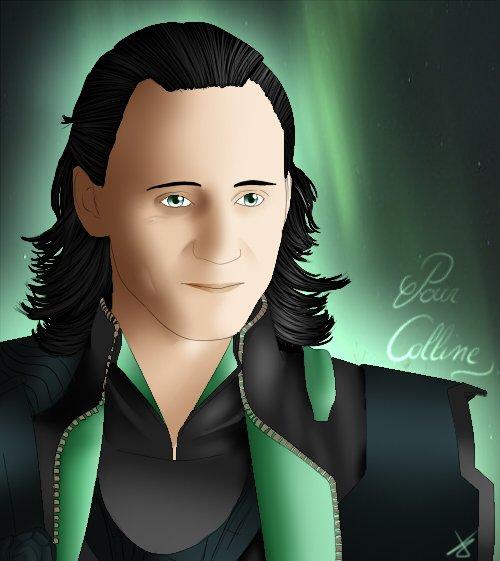 Pour colline ~ Loki Laufeyson