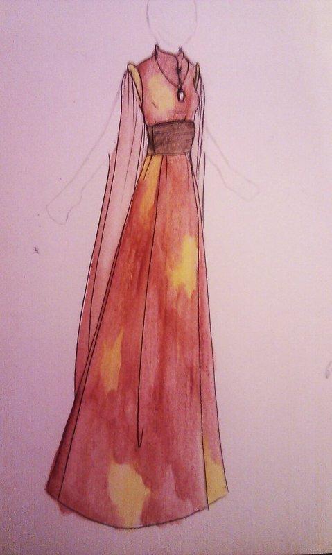 dessins de cette semaine ~ costumes