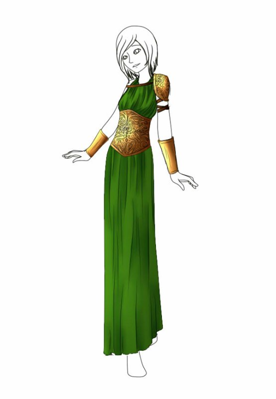 costume - Loki's Wife