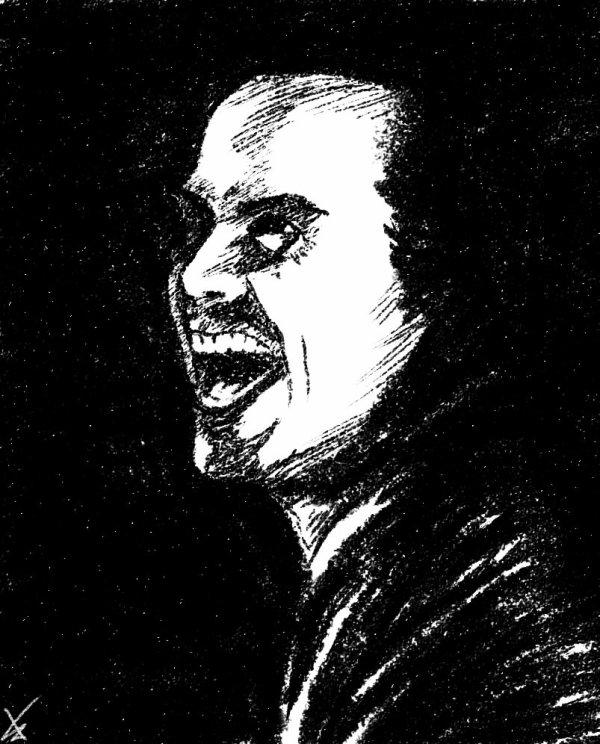 Carnet de cauchemars - Jim Moriarty