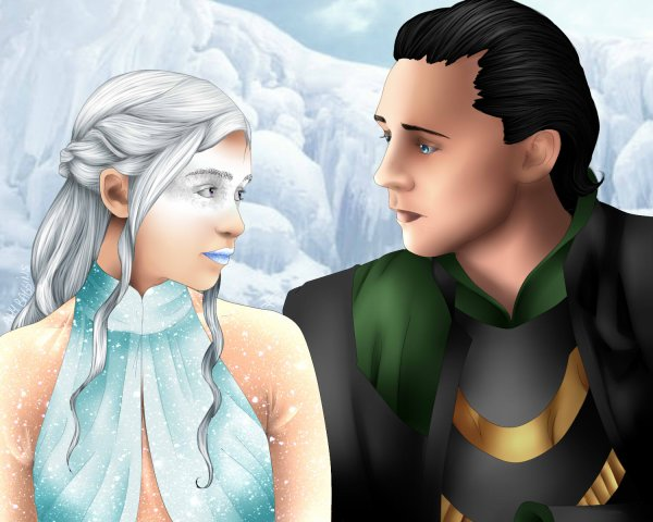 Loki & Amy - Here is our home