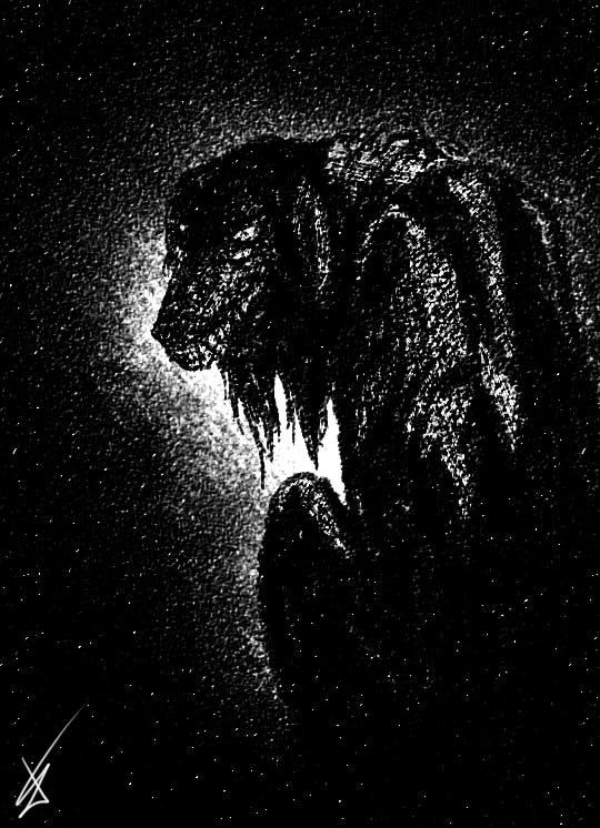 Carnet de cauchemars - Hell Hound