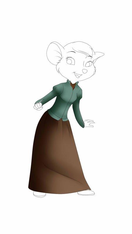 Costumes - Aussi petit qu'une souris