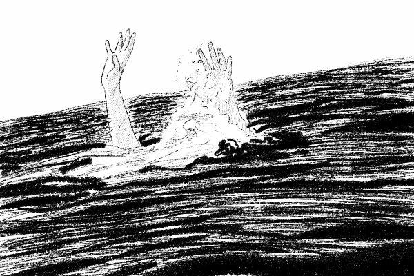 carnet de cauchemar   -   drowning