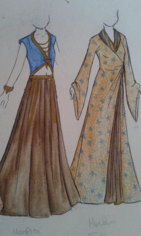 costumes - Camelot, Quantico, Impala