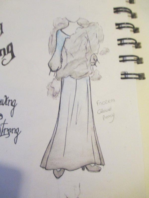 costumes de la semaine - Arendal, Camelot, Shire