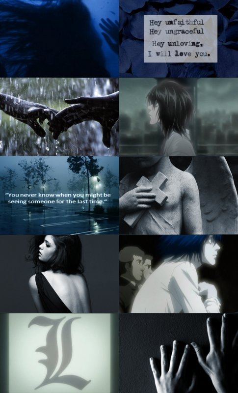 Aesthetics - Merlin - Death Note - Frozen