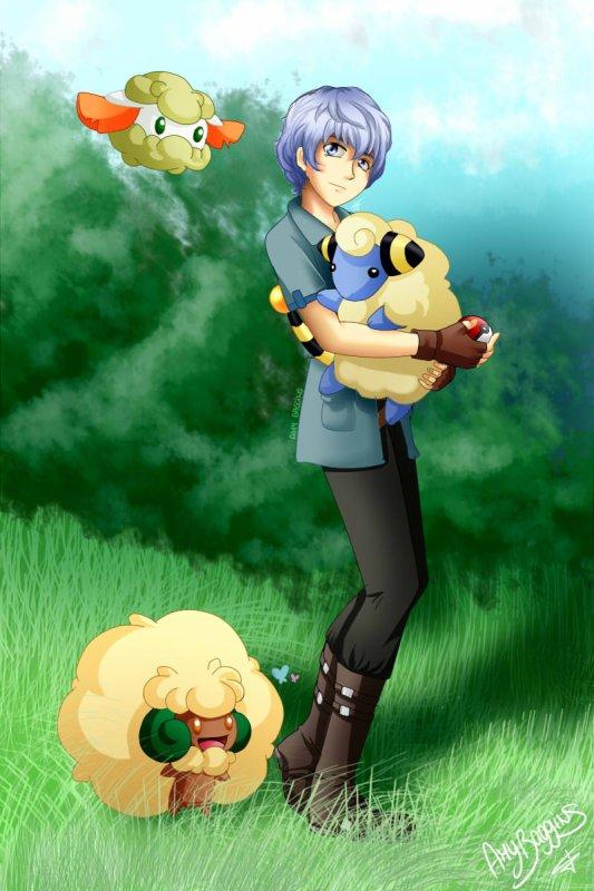 Pokemon Trainer! Hyouma - L'amour des Frisettes