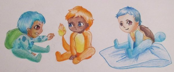 Pokemon Babies
