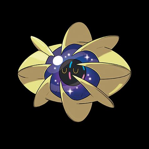 Pokemon - Cosmog & Cosmovun