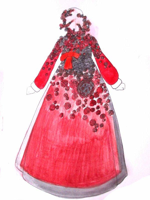 Un hanbok pour la dame aux camelias : Acte 3- La mort
