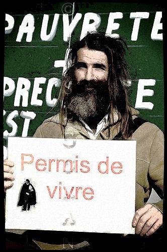 La Ballade d'un sans-abri Gilles Vigneault, 2003