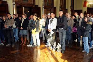 Hommage aux Morts de la rue à Charleroi: on inscrira à l'avenir le nom et prénom des SDF sur leur pierre tombale