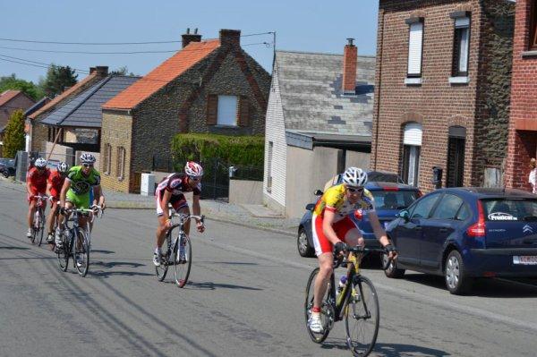 course de l'A C H le 28/5 a Blaton