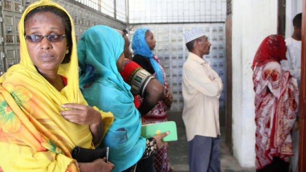 Comores: le candidat arrivé en 3e position à l'élection présidentielle renonce
