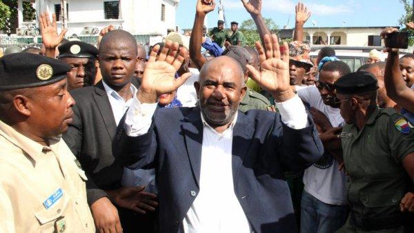 Comores: Azali Assoumani élu nouveau président