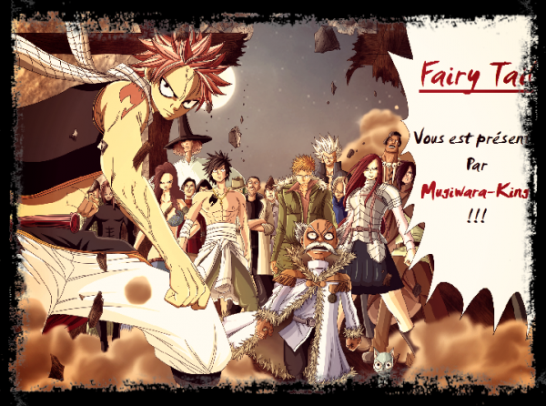 SOMMAIRE FAIRY TAIL