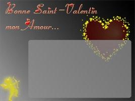 Bonne fête de ST Valentin