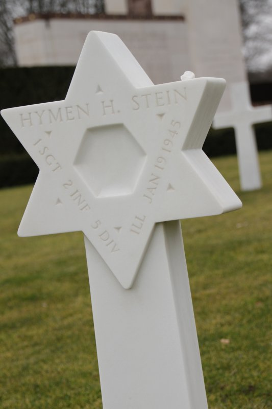 Memorial et cimetiere Americain a luxembourg