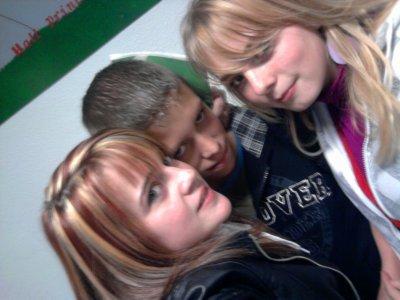 jordin ,doriane et moi