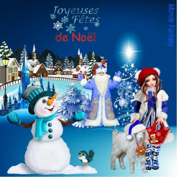 Bon Réveillon de Noël à Tous !