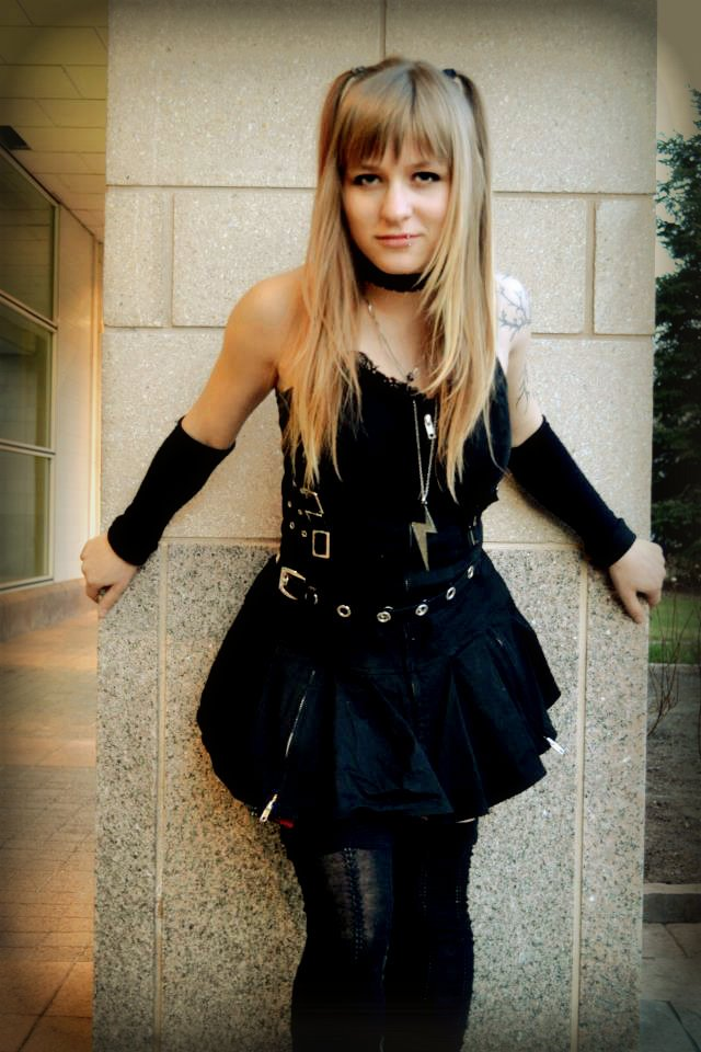 Cosplay de Misa Misa dans Death Note