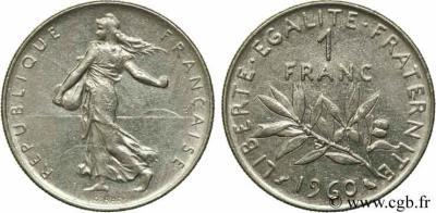 Histoire du franc (3).