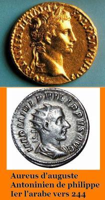 Le monnayage romain 3 Stabilité et décadence
