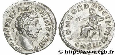 Comment lire une monnaie romaine.