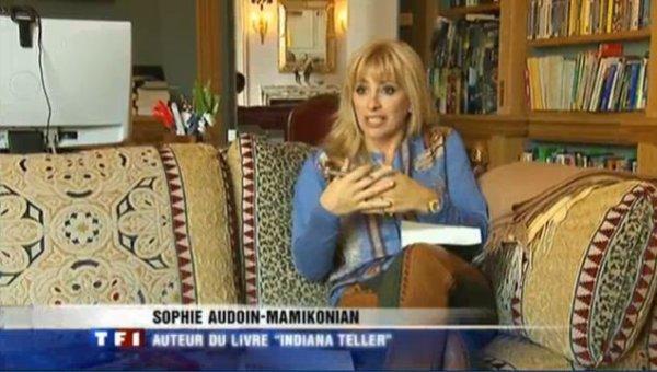 Sophie sur TF1