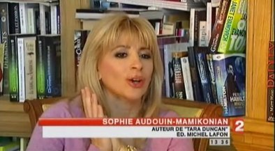 Sophie sur France 2!
