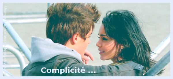 Episode 11  « Complicité »  Saison 1