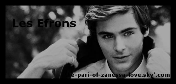Episode 20 « Les Efrons » Saison 1