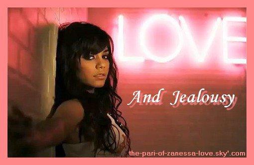 Episode 9 « Love and Jealousy » Saison 2