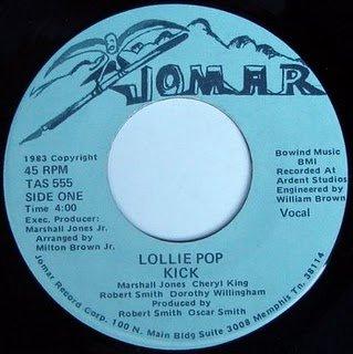 Kick -  Lollie Pop 1983