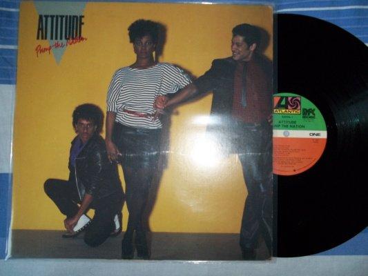 Attitude - Pump The Nation 1983