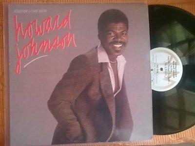 Howard Johnson - Keepin Love New 1982