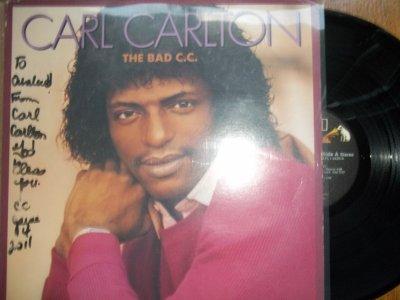 Carl Carlton - The Bad C.C 1982