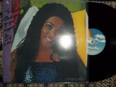 Alicia Myers - I Appreciate 1984