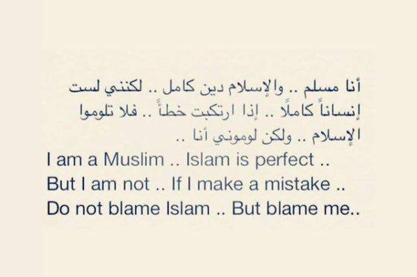 i am muslim/je suis muslim