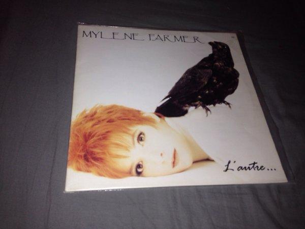 """Vinyle Époque """" L'autre... """""""
