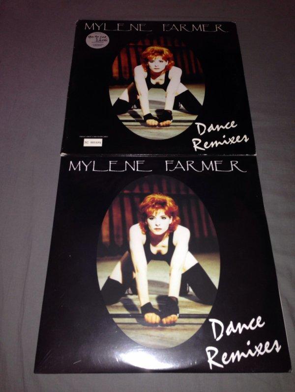 """Vinyles Époque """" Dances Remixes """""""