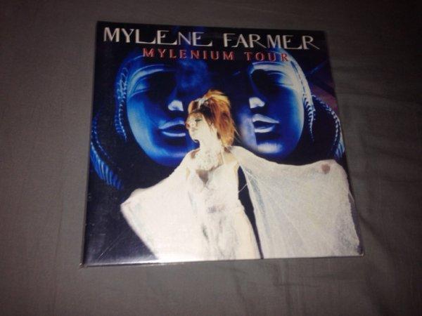 """Vinyles Époque """" Mylenium Tour """""""