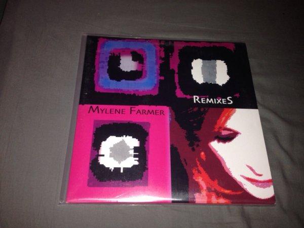 """Vinyle Époque """" RemixeS """""""