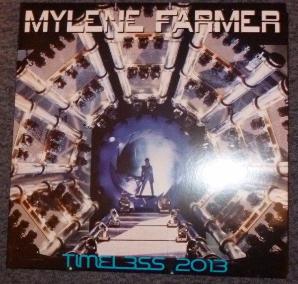 """Vinyle Époque """" Timeless 2013 """""""