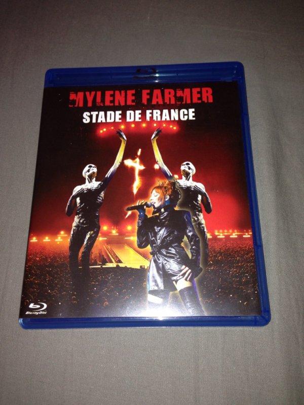 "Double Blu Ray "" Stade de France """
