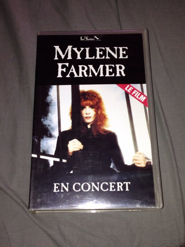 "VHS "" En concert """