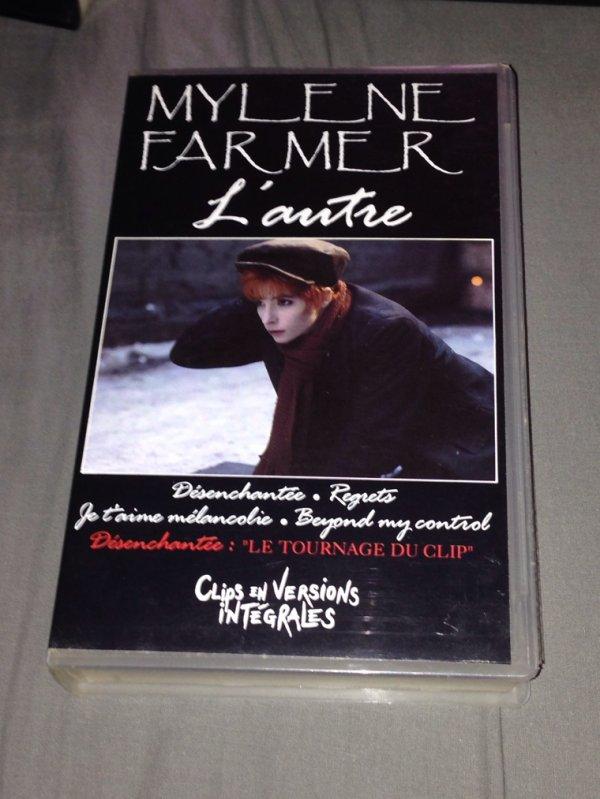 """VHS """" L'autre """""""
