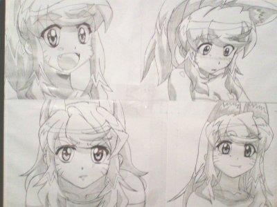 met dessin
