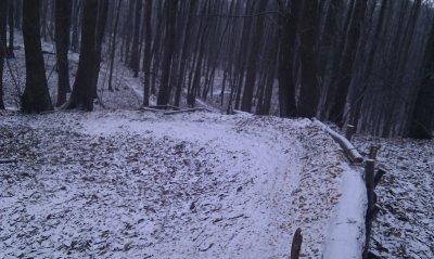 dimanche sous la neige avec mister ADDDTEAM